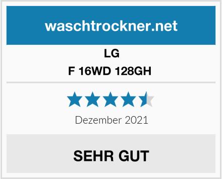 LG F 16WD 128GH  Test