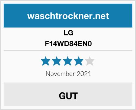 LG F14WD84EN0 Test