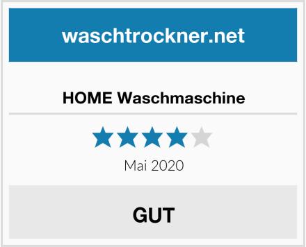 HOME Waschmaschine Test