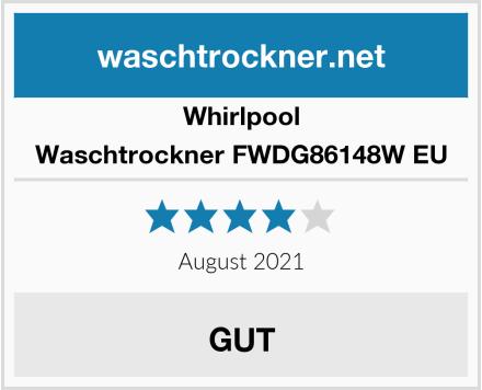 Whirlpool Waschtrockner FWDG86148W EU Test