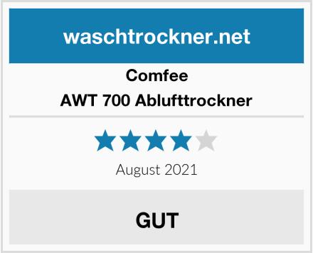 Comfee AWT 700 Ablufttrockner Test
