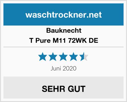 Bauknecht T Pure M11 72WK DE Test