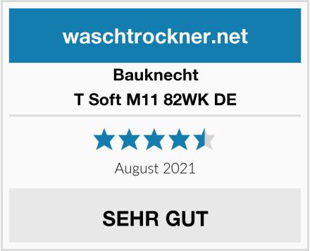 Bauknecht T Soft M11 82WK DE Test