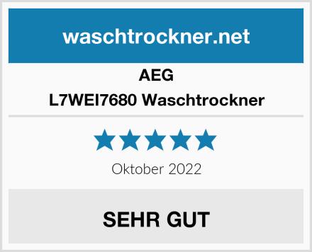 AEG L7WEI7680 Waschtrockner Test
