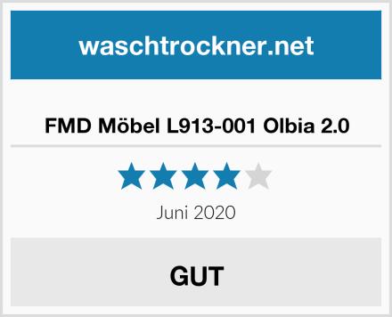FMD Möbel L913-001 Olbia 2.0 Test