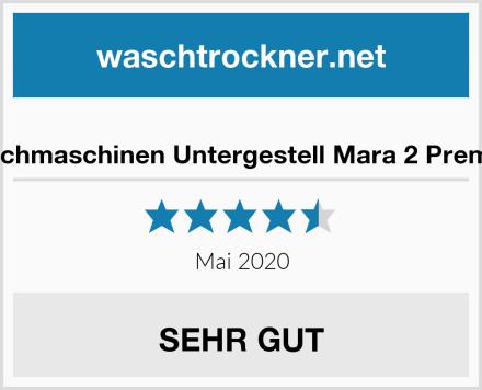 Waschmaschinen Untergestell Mara 2 Premium Test