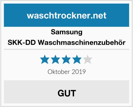 Samsung SKK-DD Waschmaschinenzubehör Test