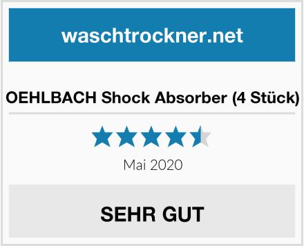 OEHLBACH Shock Absorber (4 Stück) Test