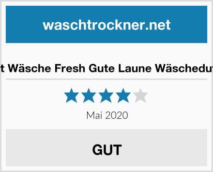 NaturGut Wäsche Fresh Gute Laune Wäscheduft blumig Test