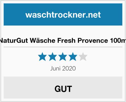 No Name NaturGut Wäsche Fresh Provence 100ml Test