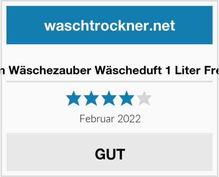 Pastaclean Wäschezauber Wäscheduft 1 Liter Fresh Cotton Test