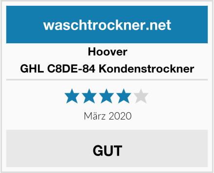 Hoover GHL C8DE-84 Kondenstrockner Test