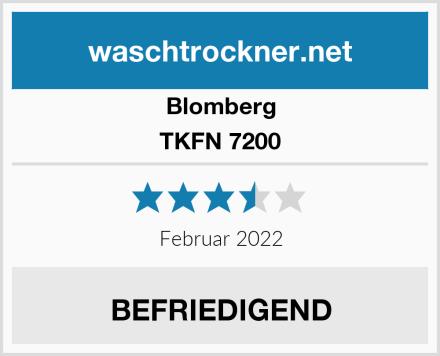 Blomberg TKFN 7200 Test