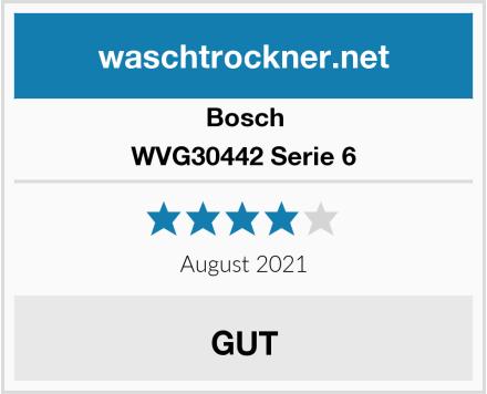 Bosch WVG30442 Serie 6 Test