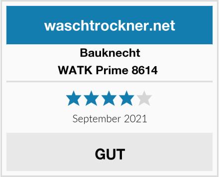 Bauknecht WATK Prime 8614  Test