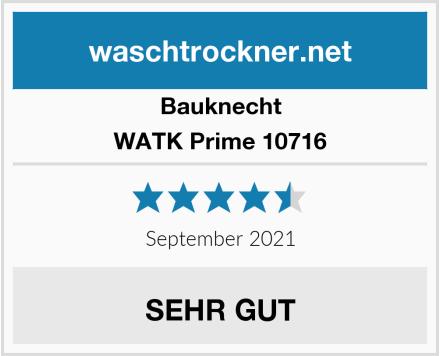 Bauknecht WATK Prime 10716 Test