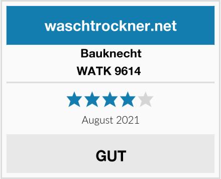 Bauknecht WATK 9614  Test
