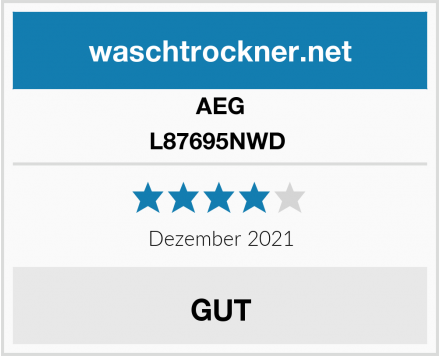 AEG L87695NWD  Test
