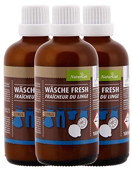3er Set Sparpaket Wasche Fresh Citrus Wäscheduft