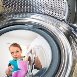 Waschtrockner: Reinigung, Pflege und Wartung