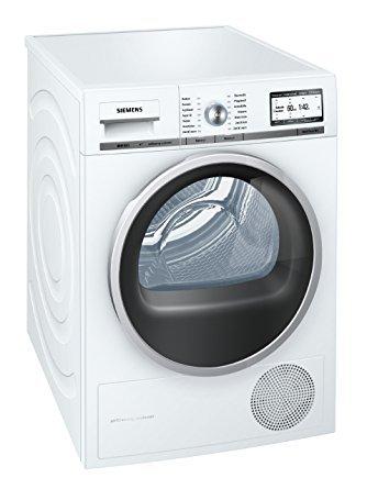 Siemens IQ800 WT47Y701 Waschtrockner Test 2019