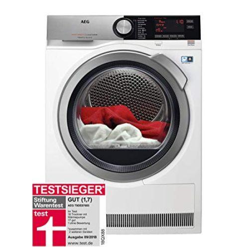 AEG T9DE87685 Wärmepumpentrockner