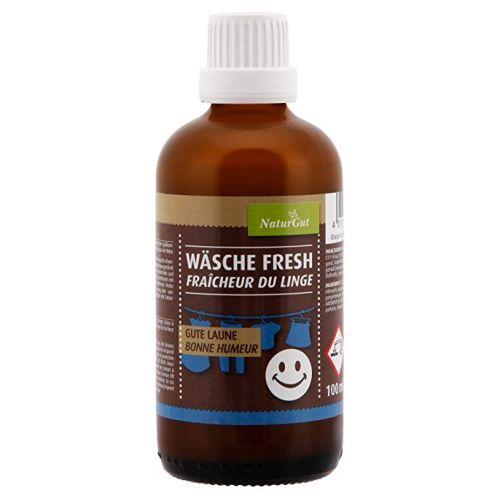 NaturGut Wäsche Fresh - Gute Laune, blumiger Wäscheduft