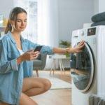 Waschgeräte über das Smartphone steuern
